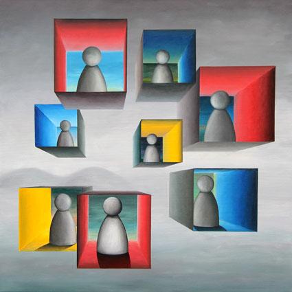 """EPSILONS X: """"Little Boxes …"""""""