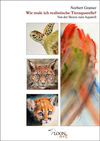 Wie male ich realistische Tieraquarelle? – Von der Skizze zum fertigen Aquarell