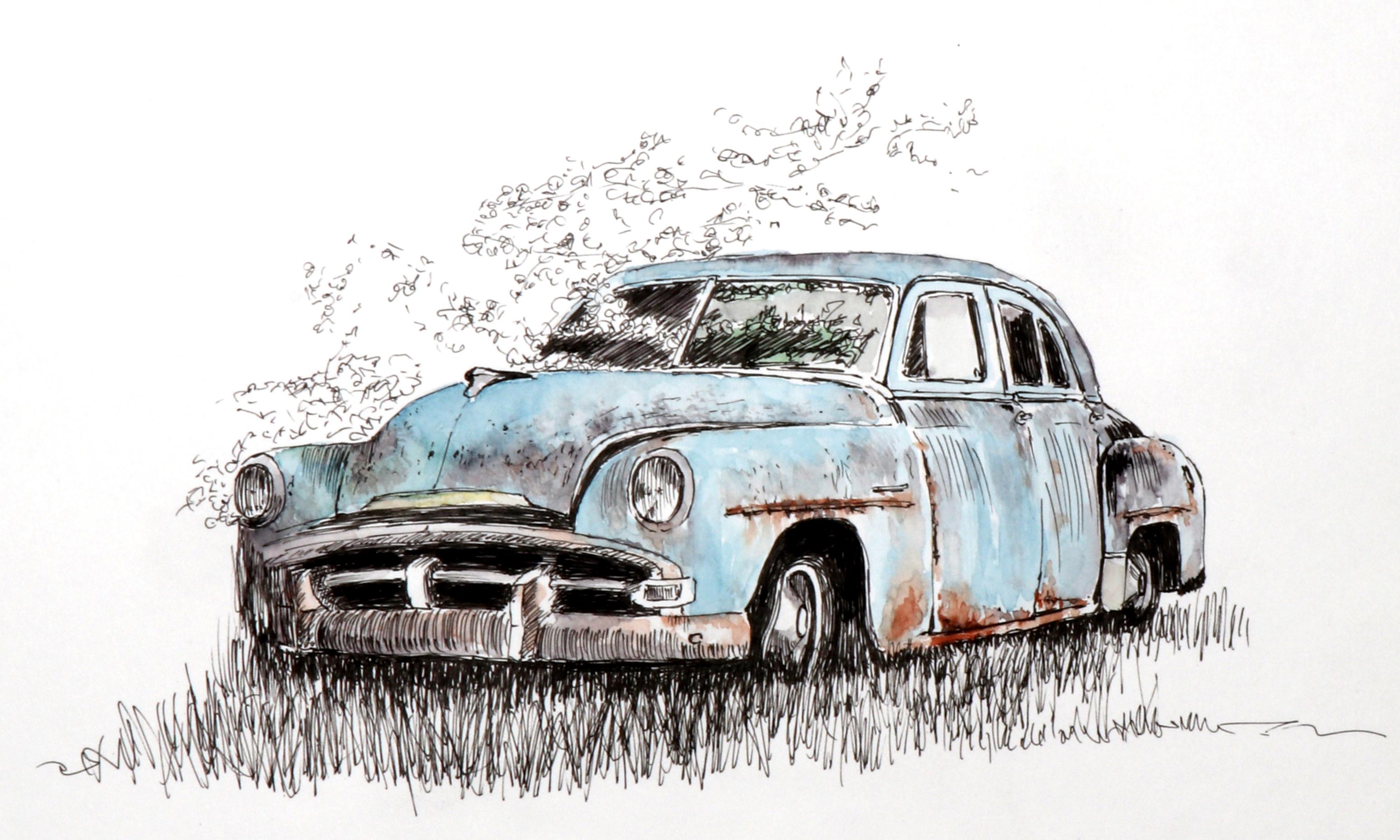 Urban Sketching oder: Reiseeindrücke skizzieren – Grundlagenseminar für Anfänger