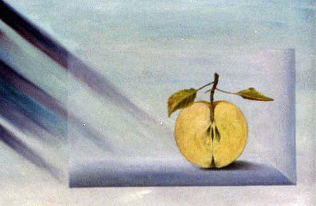 Faszinierende Ölmalerei