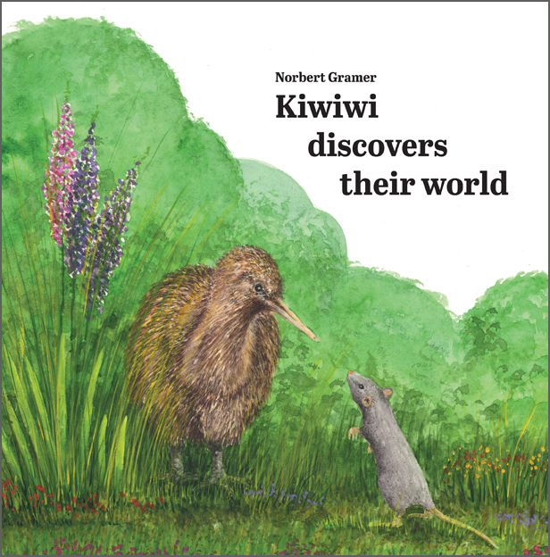 Kiwiwi discovers their World (Children's Picture book)